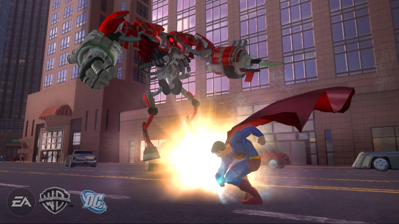 Xbox 360 Superman Returns The Videogame Xbox Home