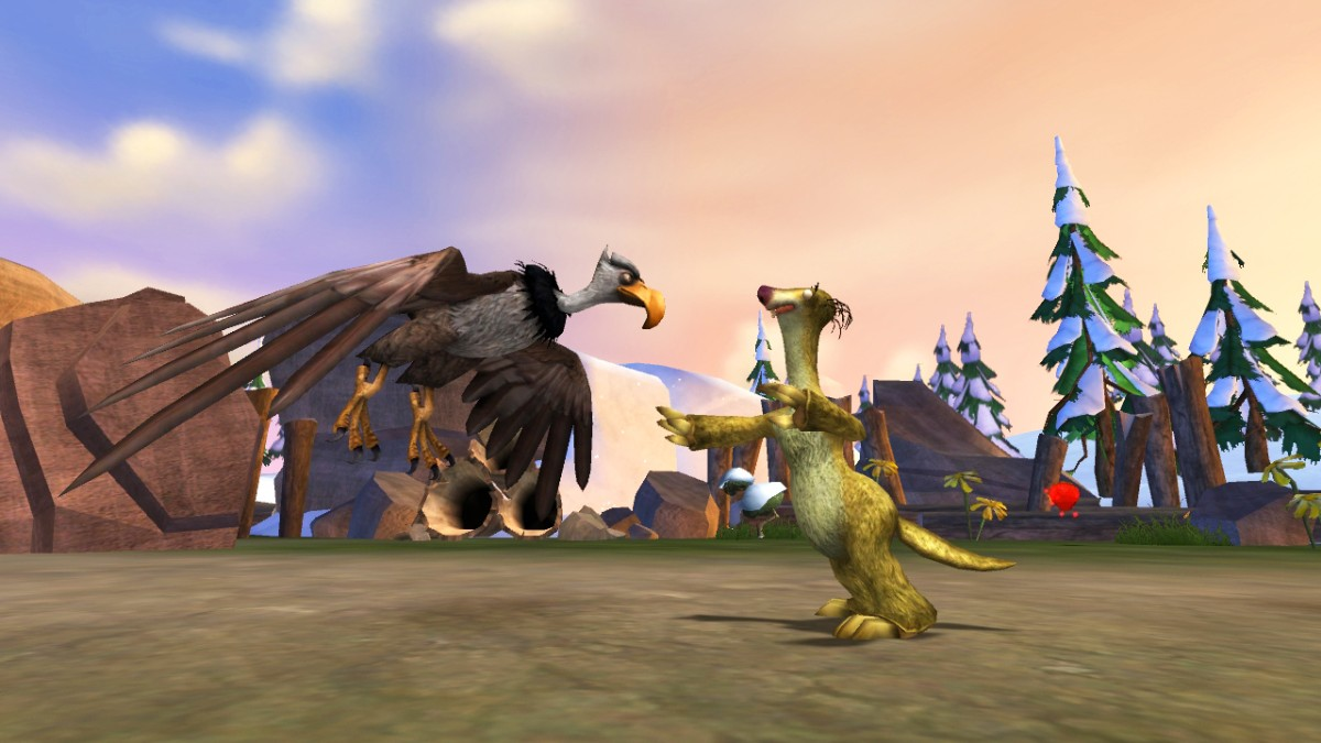 Ice Age: Dawn of the Dinosaurs for Xbox 360 Reviews ...