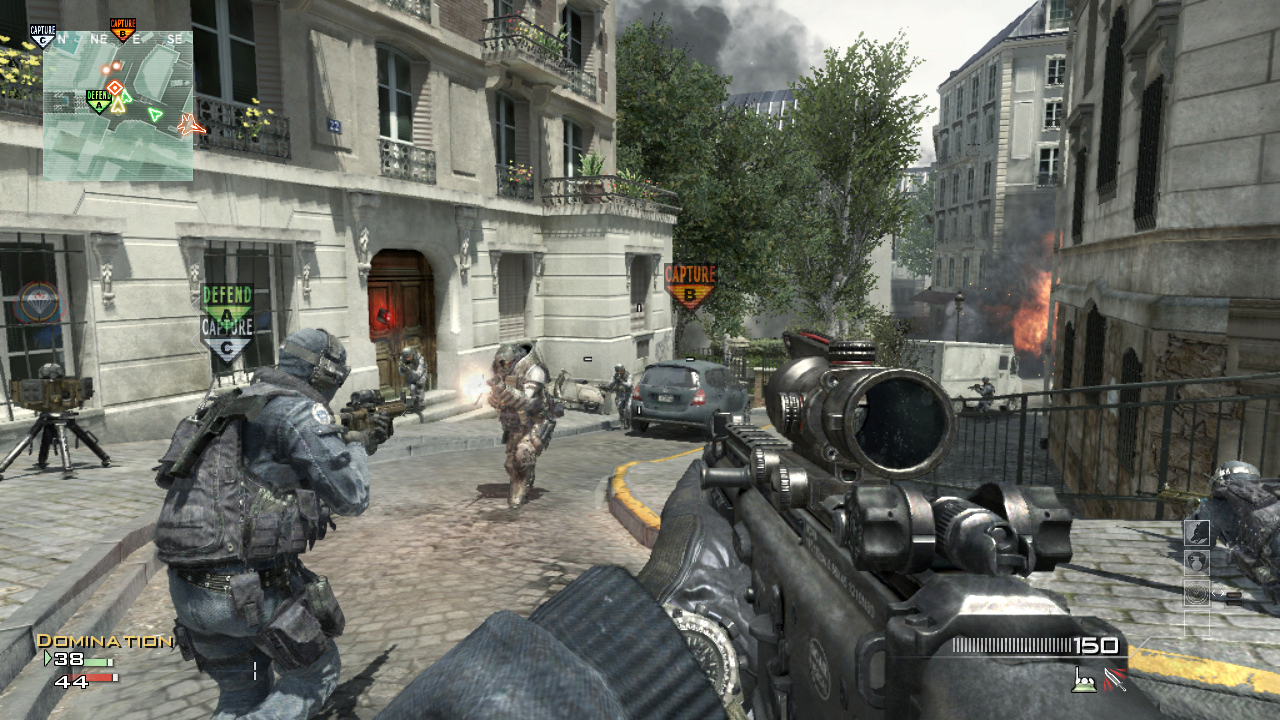Call of Duty Modern Warfare 3 Preview