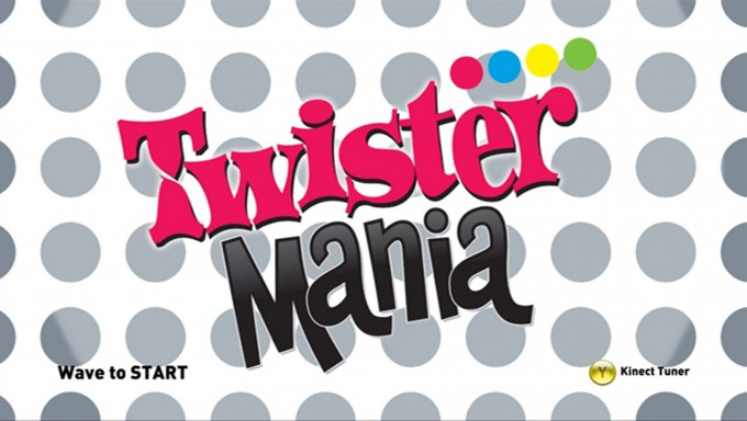 XBox 360 – Twister Mania