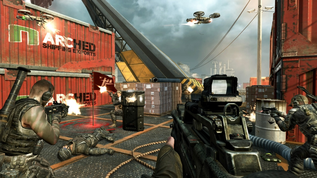 Black Ops 2 Preview-