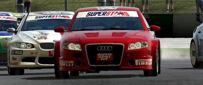 Superstars V8 : Next Challenge - Playstation 3 (PS3)