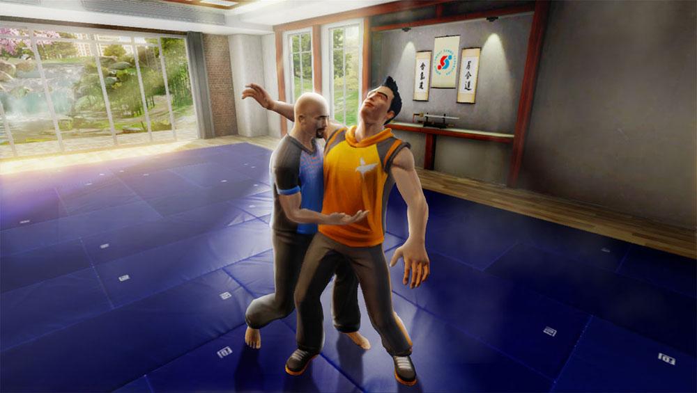 My Self Defence Coach (AKA Self-Defence)