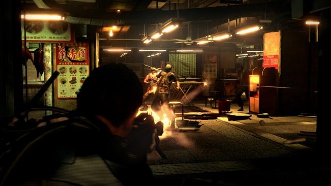XBox 360 – Resident Evil 6
