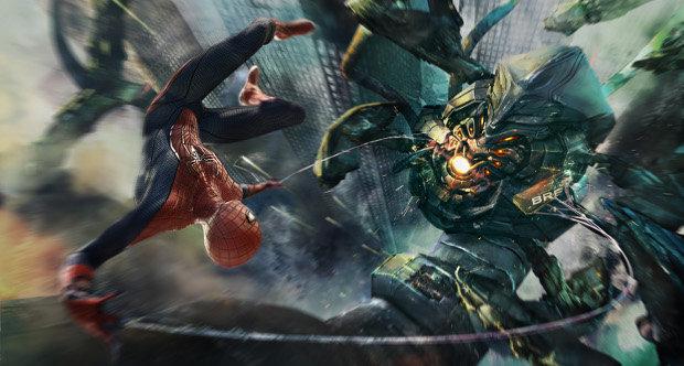 XBox 360 – The Amazing Spider-Man