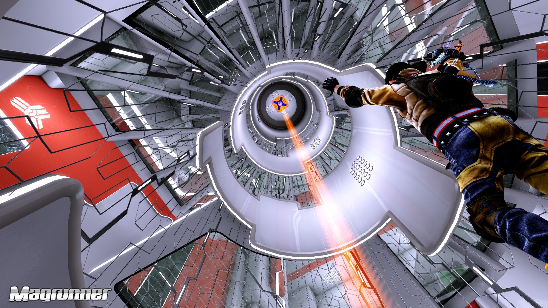 Magrunner: Dark Pulse Screenshots